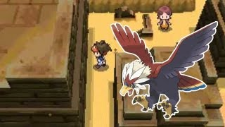 Braviary  - (Pokémon) - Pokemon Black 2 and White 2 | How to get Dream World ability Braviary and Mandibuzz