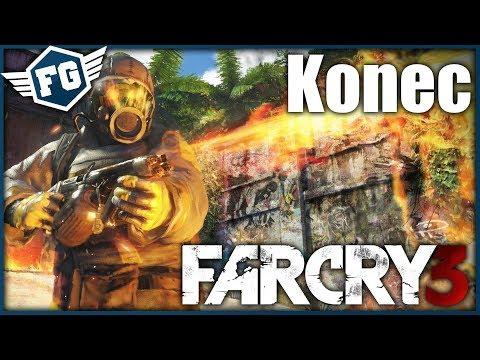 BREČÍM U KONCE - Far Cry 3: Finále