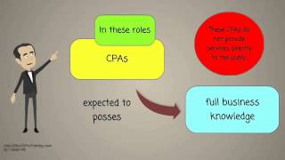 Services provided by Certified Public Accountant (CPA)