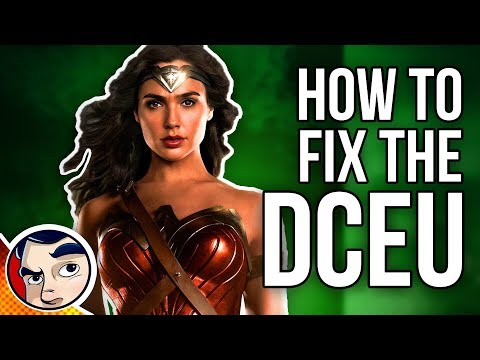 DC Movies Are Changing, So How Would I Fix it?