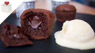 Cómo Hacer Coulant De Chocolate | Azúcar Con Amor
