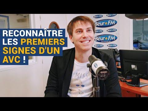 [AVS] Reconnaître les premiers signes de l'AVC - Dr Mathieu Bernard