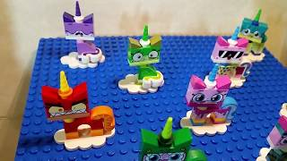 LEGO Unikitty Sets for Summer 2018