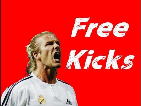 David Beckham ● Best Free Kick Taker Ever