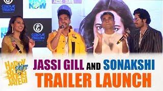 Jassi Gill | Sonakshi Sinha | Happy Phirr Bhag Jayegi | Latest Bollywood Movie 2018 | Gabruu