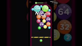 2048 Bubble Game Play | The highest score | Voodoo