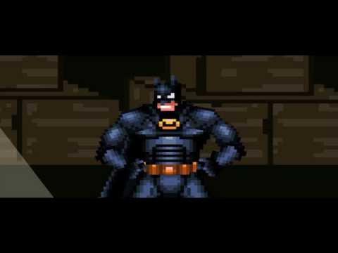 Batman na stopě zločinu