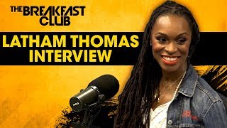 The Breakfast Club - Latham Thomas Talks About Birth, Doulas & Owning Your Glow