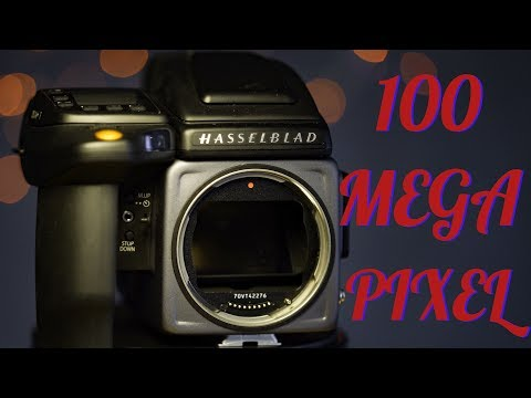 Check out this 220MB - 100 Megapixel Hasselblad file!