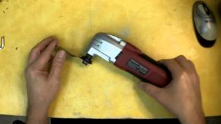 Harbor Freight Oscillating Multifunction Power Tool Review Item 68861