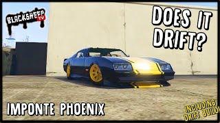 Does It Drift? Imponte Phoenix - Episode 36 - GTA 5 Online