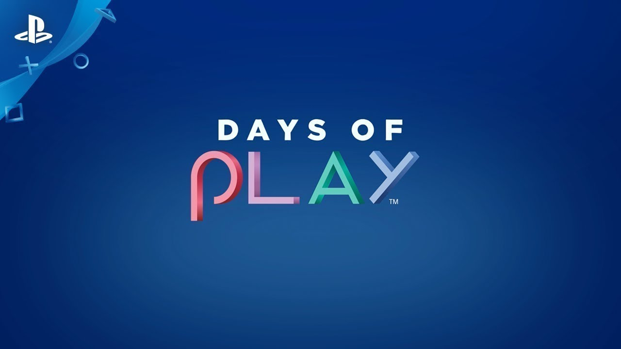 Days of Play is Back! New Limited Edition PS4, 11 Days of Deals