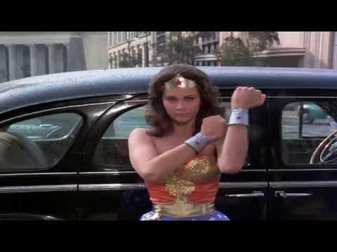 Wonder Woman Mashup