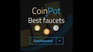 Мультикран Bonus-CoinPOT# C мгновенным выводом на FausetHub!