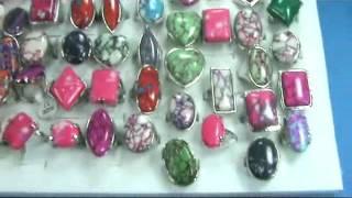 Wholesale Gemstone Rings Wholesalesarong.com