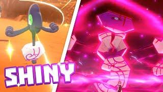 Runerigus  - (Pokémon) - Shiny Galarian Yamask & Shiny Runerigus   942 Encounters   Pokemon Sword & Shield (Shiny Reaction)
