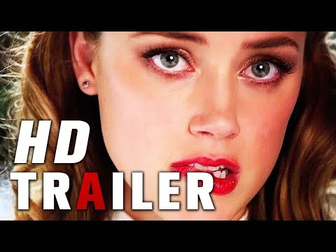 SEDUCTION FATALE TRAILER VF AMBER HEARD JOHNNY DEPP