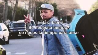 Chris Brown   Takes Time To Love letras en español