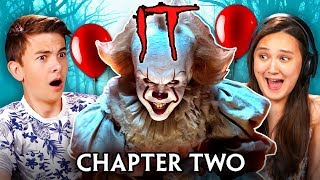 Teens React To It Chapter 2 Trailer And Easter Eggs