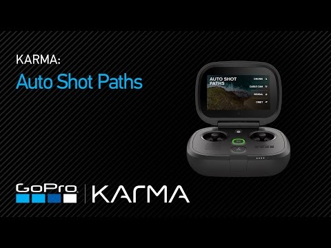 GoPro: Karma - Auto Shot Paths