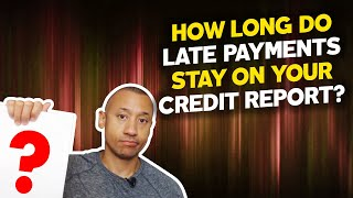 When is your credit card payment late
