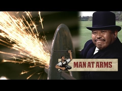 Blacksmithing Oddjob's Hat (James Bond)