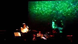 Bat For Lashes 'Lullaby' (Cure cover) @ De La Warr Pavilion 19 Feb 2010