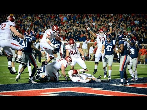 Arkansas Uses Lateral, 2-Point Conversion To Upset Ole Miss In OT | CampusInsiders
