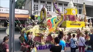2016-02-06 Flower Festival Parade, Chiang Mai