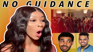 Chris Brown   No Guidance (Official Video) Ft. Drake REACTIONREVIEW 😱