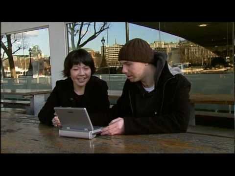 Karl Pilkington looks for the humour in modern art