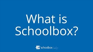 Schoolbox video