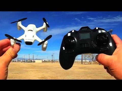 Hubsan X4 H107C Plus Altitude Hold Micro Camera Drone