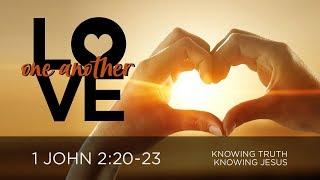 Knowing Truth Knowing Jesus