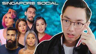 Singapore Social React Ep 8 - Talent Not Found