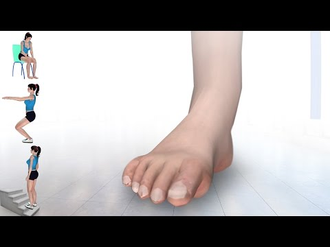 Video 6 Exercises for High Ankle Sprain