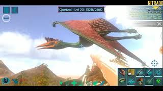 cara taming quetzal ark mobile - मुफ्त ऑनलाइन