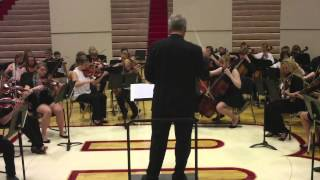 The Lonely Goatherd Boone String Orchestra 10/15/2012