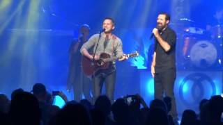 No Turning Back by Brandon Heath with Third Day