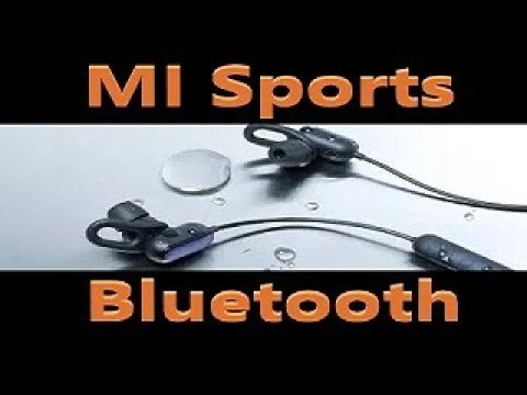 Xiaomi YDLYEJ03LM In-ear Sports Earphone Bluetooth Earbuds