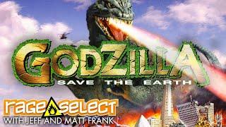 Godzilla: Save the Earth  (The Dojo) - Let's Play