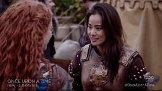 Merida Meets Mulan - Once Upon A Time