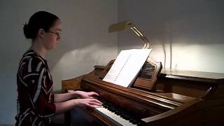 O Holy Night Piano Cover by Stephanie---thepianogals