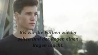 Wincent Weiss   RegenbogenLyrics On Screen