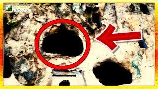 不思議な百の穴九州のカッパドキア?滝尾百穴横穴古墳群パワースポット