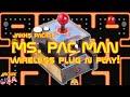 Ms Pac Man Wireless Plug N Play jakks Pacific