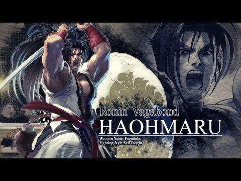 SOULCALIBUR VI – Haohmaru Launch Trailer