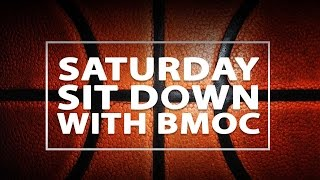 Saturday Sit-down & NCAAB Sleepers with BMOC