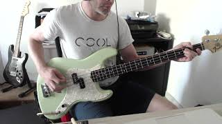 Blink 182   Happy Days Bass Cover