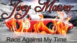 Joey Mauro - Race Against My Time  - New mix -  Official - Italo Disco